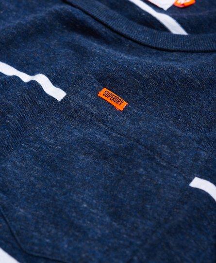 Superdry Helford Stripe Pocket Vest Top