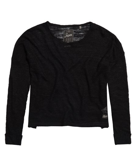 Superdry Top en maille flammée Nevada Springs