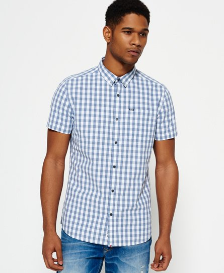 London buttondown overhemd