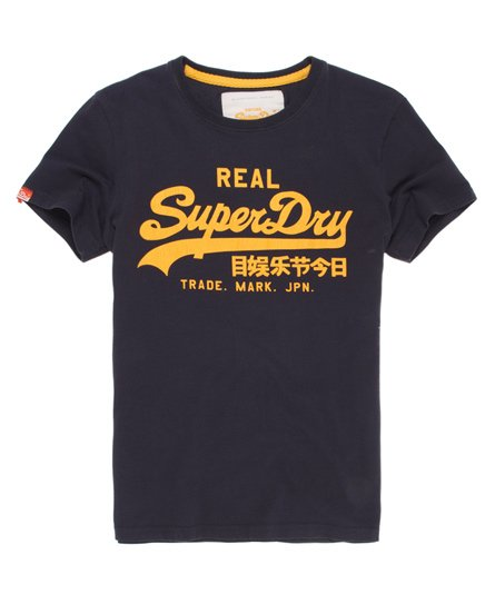 T-SHIRT SUPERDRY REAL MARKE
