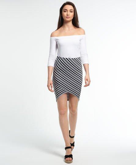 Superdry Santorini Wrap Skirt