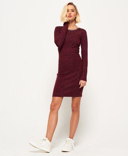 Superdry Welbeck Foil kjole