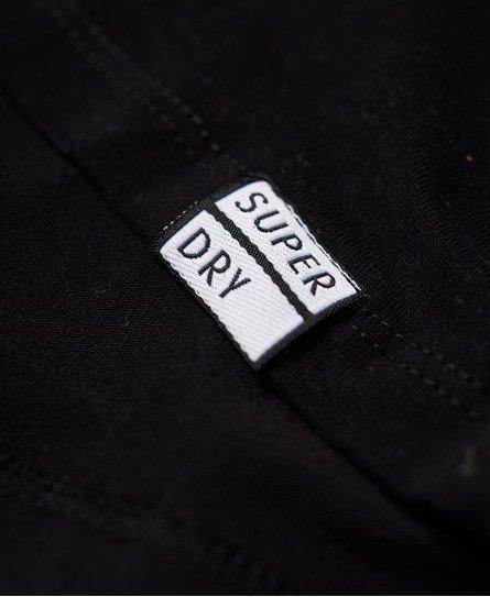 Superdry Vestido con encaje perforado