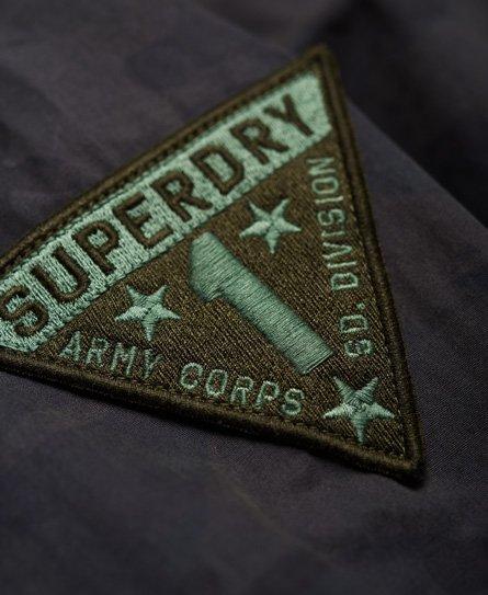 Superdry Combat skjorte med lange ærmer