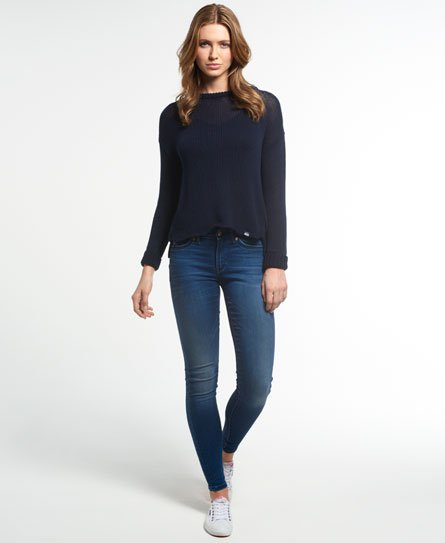 Superdry Ciara Slouch Knit Jumper