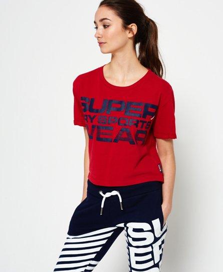 Superdry Kort T-shirt