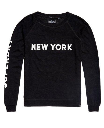 Superdry Pull ras du cou New York City