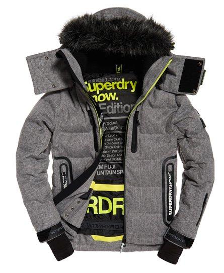 Superdry Doudoune Deluxe Nordic Snow
