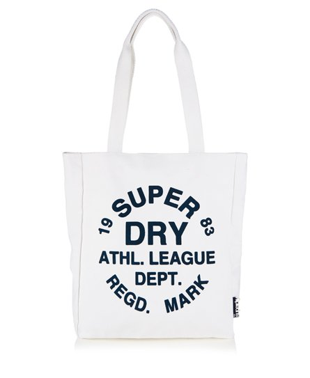 Superdry Athletic League Canvas Tote-bag