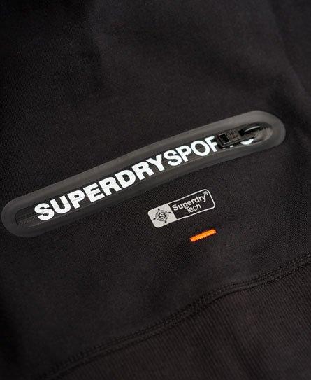 Superdry Sport Gym Tech Zip Hoodie