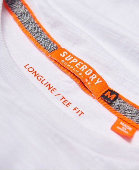 Superdry Surplus Goods Longline Top