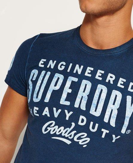 72fe86da82f Mens - Work Wear Over Dyed T-shirt in Navy