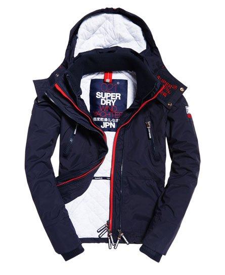 Superdry Hooded Wind Yachter Jacke Damen Jacken & Mäntel
