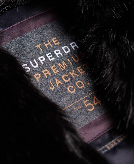 Superdry Luxe pelsvest