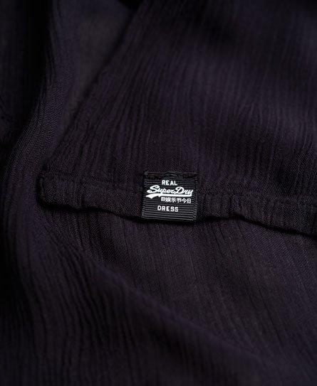 Superdry Robe longue fendue Evissa