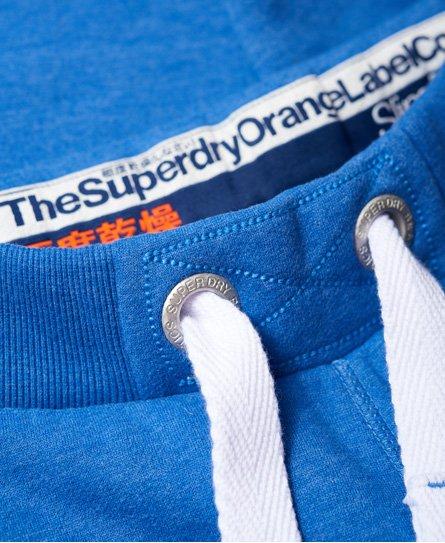 Superdry Smale Orange Label-joggebukser
