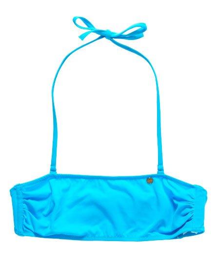 Superdry Haut de bikini bandeau Santorini