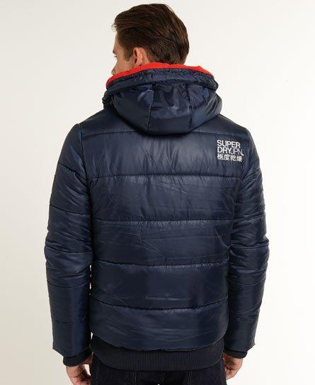 Superdry Doudoune Polar Sports Vestes pour Homme