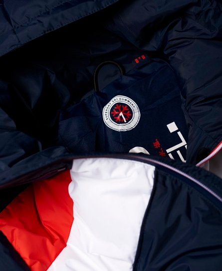 Superdry Ski Command Traverse Down Jacket
