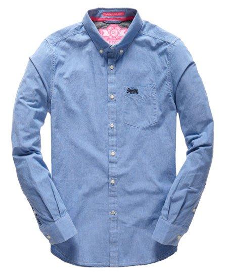 London buttondown overhemd52710
