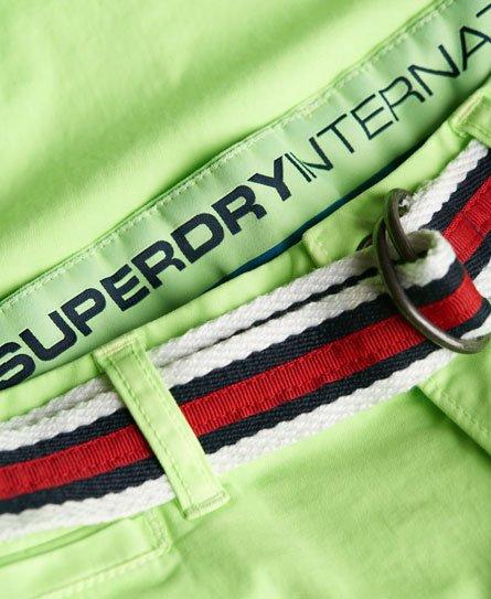 Superdry International Hyper Pop Chino Shorts