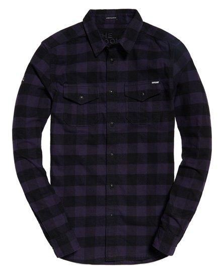 Superdry Skotskternet Rookie skjorte