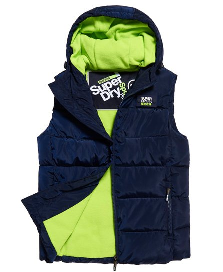 Superdry Sports Puffer Gilet