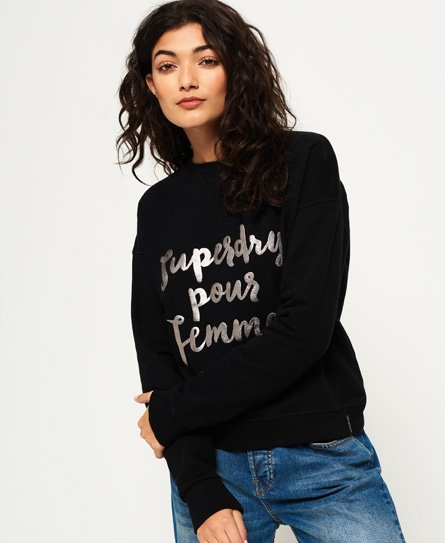 Superdry Northern Lights Fashion Crew