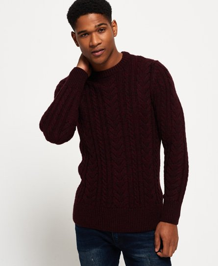 Superdry Jacob Heritage Crew Jumper