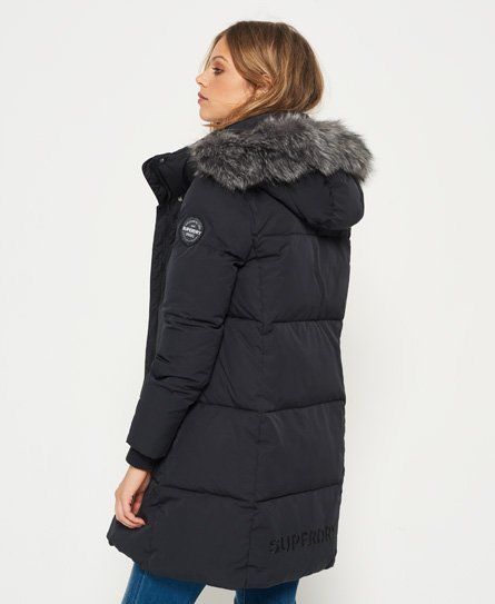 ccdb81de2 Superdry Cocoon Parka Jacket - Women's Jackets & Coats
