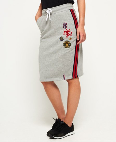 Superdry Collegiate Sweat Skirt