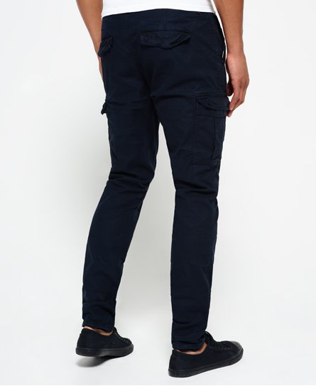 Superdry Surplus Goods Low Rise Cargo Trousers