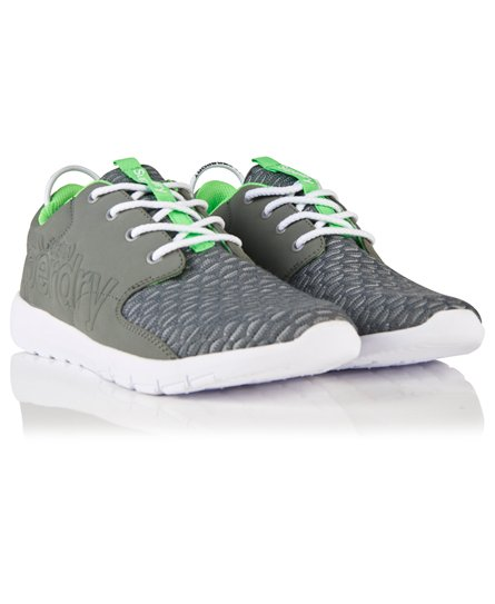 Superdry Tennis Sport Weave Runner