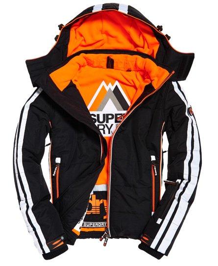 9f5a91a0 Superdry Retro Sports Slalom Puffer-jakke - Herre Jakker