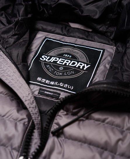 Superdry Doudoune à capuche Core