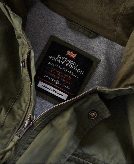 Superdry Rookie Para Parka Jacket