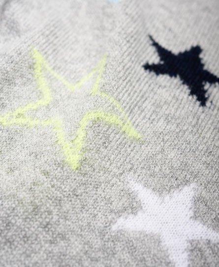 Superdry Star Gaze Instarsia Knit Jumper