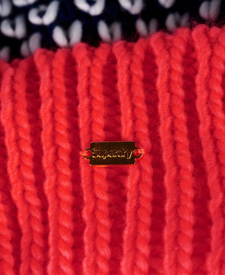 Superdry Bonnet Spot Pop Colour