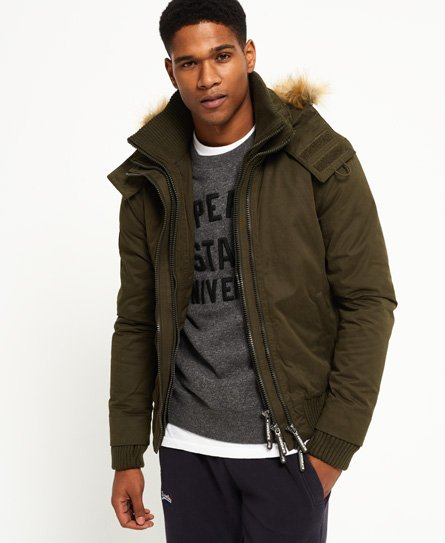 Superdry Microfibre SD-Windbomber Jacket