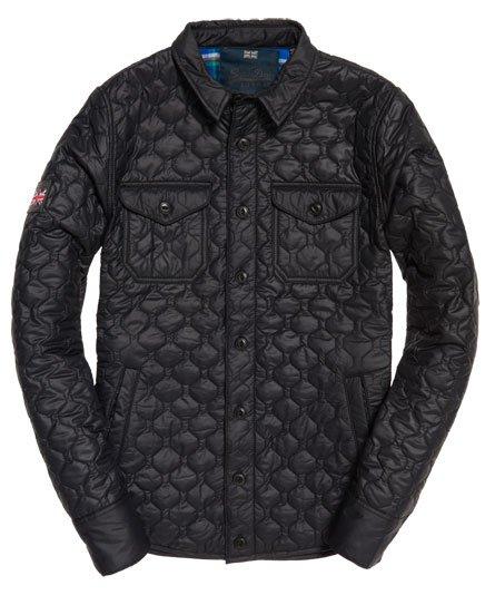 Superdry - Veste chemise Academy - Vestes et manteaux pour Homme 0280db39d333