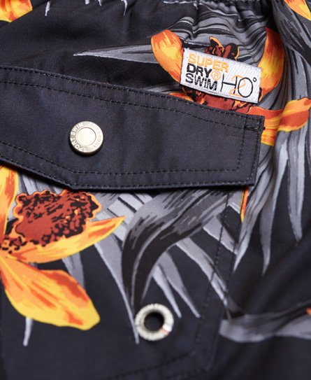 Superdry Vacation Paradise badeshorts