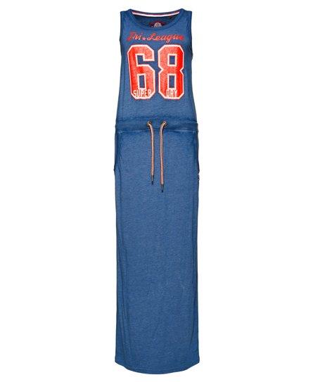 Superdry Tri League Maxi Dress