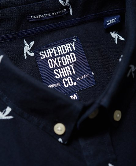 Superdry Vacation Oxford Shirt
