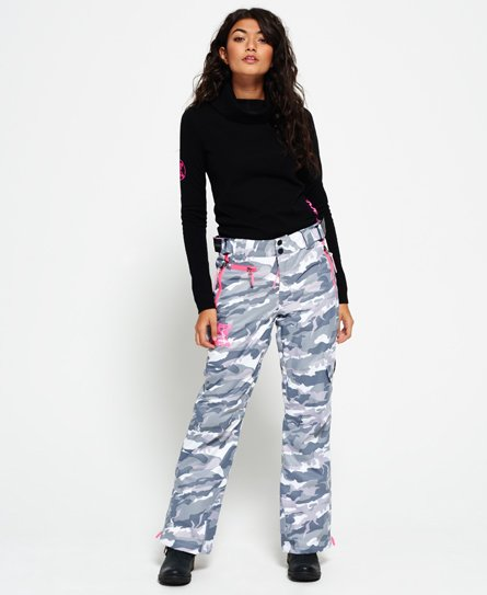 Superdry Pantalon de ski Ultimate