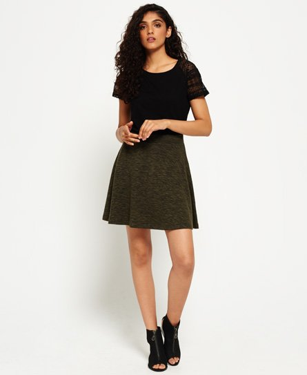 Superdry Jupe patineuse Augusta