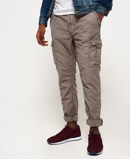 Superdry Surplus Goods Low Rider Cargohose