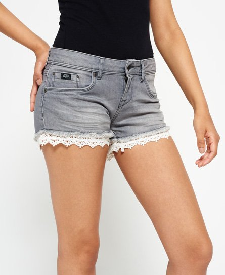 Superdry Lace Hot Shorts