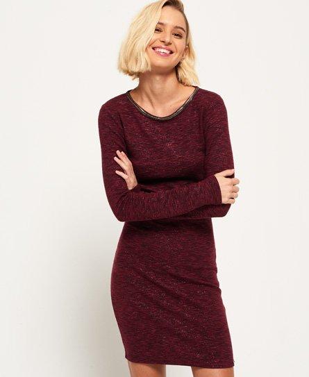 Superdry Welbeck Kleid mit Folien-Print