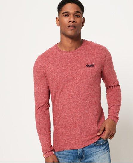 Superdry Orange Label Vintage brodert T-skjorte