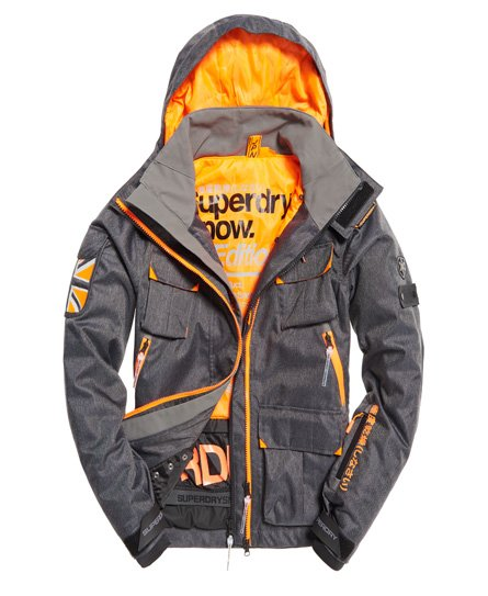 Superdry Giubbotto Ultimate Snow Service